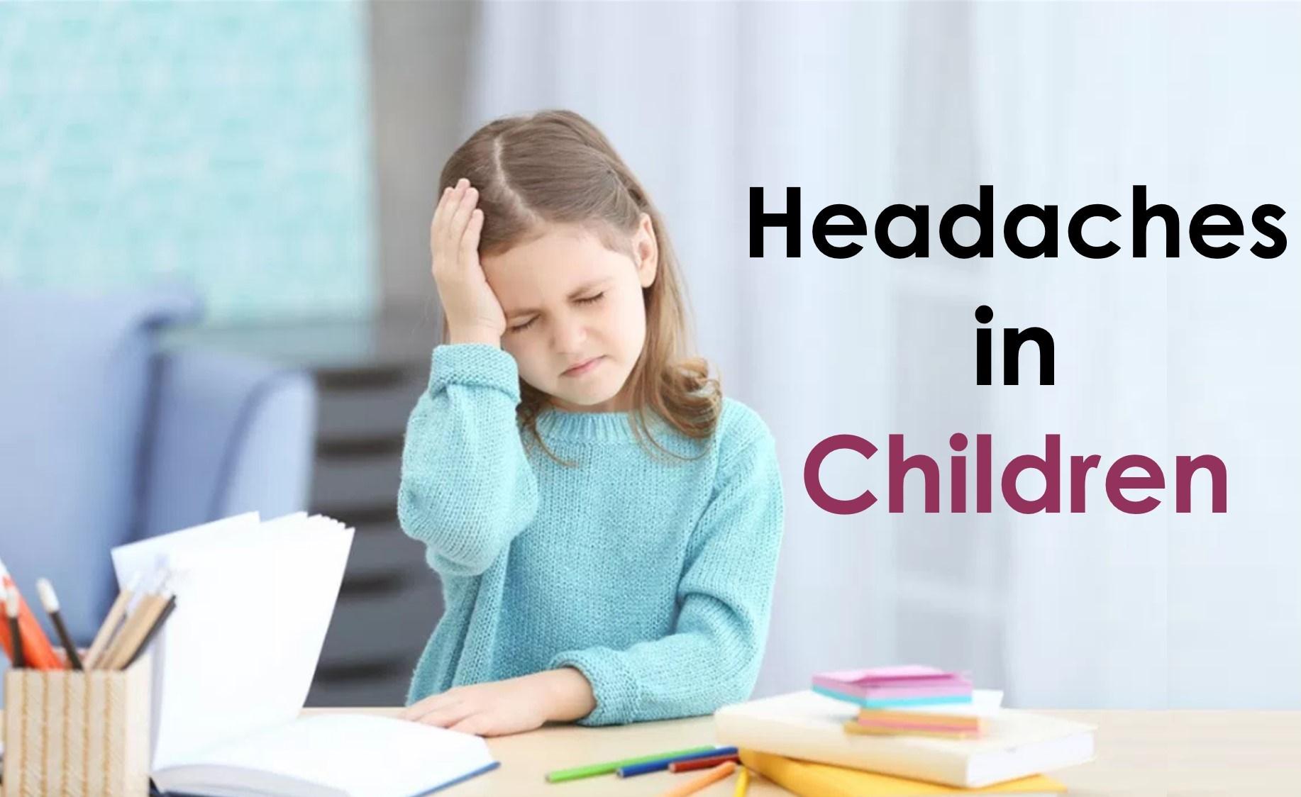 Headache_Children